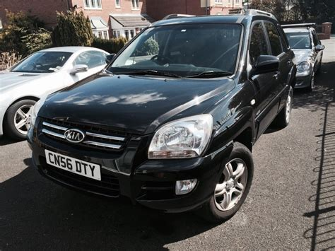 Low Mileage(60k) 4 X4 Kia Sportage 2006 In Excellent