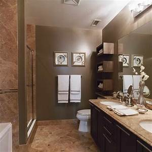 How to Make a Small Bathroom Look Bigger Part 1 - Home