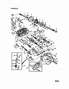 Craftsman Model 917275972 Lawn  Tractor Genuine Parts