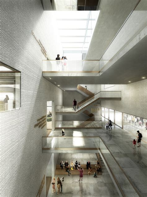 gallery of em2n to build basel s new museum of history and state archives 5