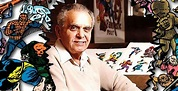Jack Kirby Biography - Facts, Childhood, Family Life of ...