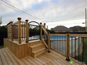patio piscine piscine pinterest patios piscines et With jardin autour d une piscine 8 menuiserie exterieure platelage de piscine terrasse bois