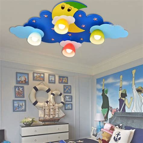 Have Your Kids Smile With Cute Kids Room Ceiling Lights