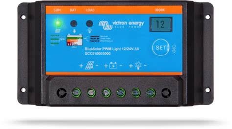 victron bluesolar pwm light 10 a solar regulator i power sa