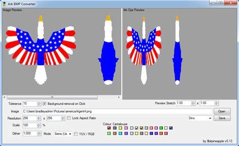ark paint templates steam community guide ark paint converter convert images to ark pnt