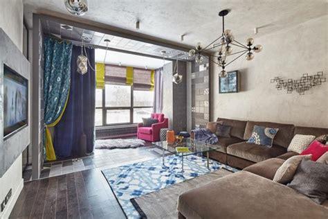 eclectic interior design ideas  small spaces masculine