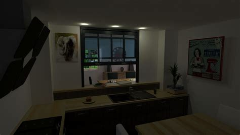 fen黎re cuisine fenetre atelier cuisine maison design sphena com
