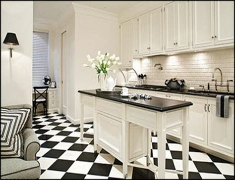 black and white tiled kitchen kitchen overhaul 10 must have s budgetreno