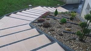 Aménagement Extérieur Maison : escalier ext rieur cuinet am nagement ext rieur ~ Farleysfitness.com Idées de Décoration