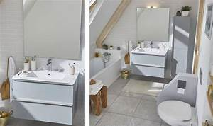 Nettoyer Salle De Bain : optez pour une salle de bains belle et facile nettoyer ~ Dallasstarsshop.com Idées de Décoration