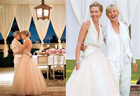 10 celebrity lesbian weddings and why you should care