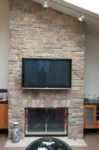 Mounting Tv Above Gas Fireplace