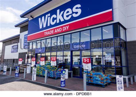 wickes trade  diy shop  central ipswich suffolk