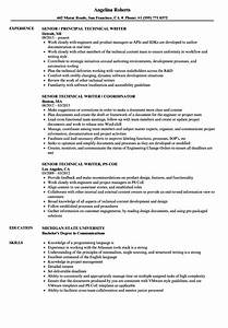 Senior writer technical resume samples velvet jobs for Remote resume writer