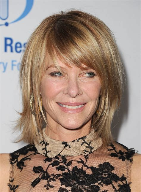 Medium Length Hairstyles for Women Over 50 New