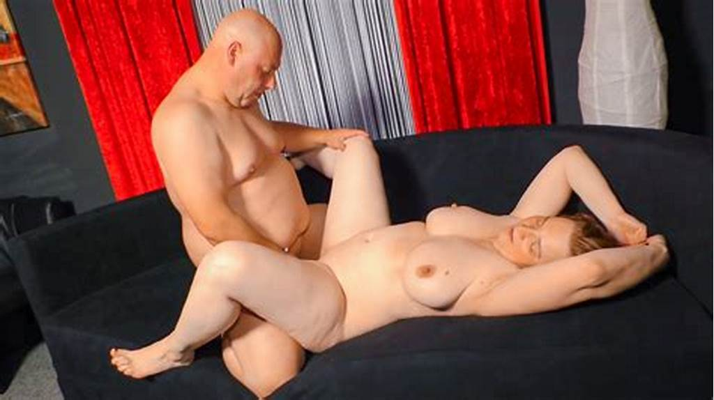 #Short #Haired #Redhead #German #Granny #With #Curves #Is #Fucked