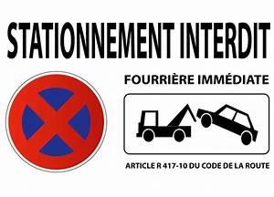 Mise En Fourrière : mise en fourri re info service client ~ Gottalentnigeria.com Avis de Voitures