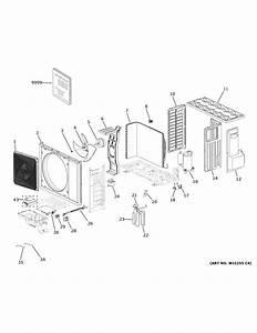 Ge Ash124crdwa1 Room Air Conditioner Parts