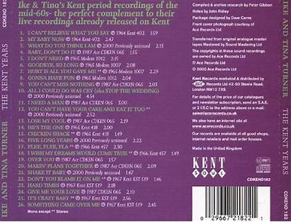 Tina Ike Turner Kent Years 1967