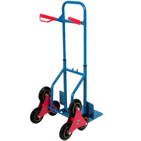 construction diable escalier pliable chariot transport