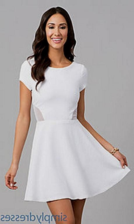 White Dresses With Sleeves For Juniors Naf Dresses