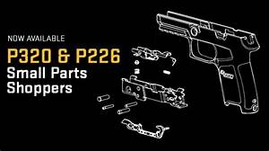Sig Updates The Small Parts Picker For P365 And P226
