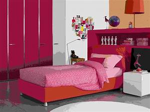 belle couleur chambre ado chambre ado fille ides pour la d With belle chambre ado fille