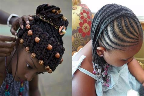 little girl hairstyle braids haircuts hairstyles ideas