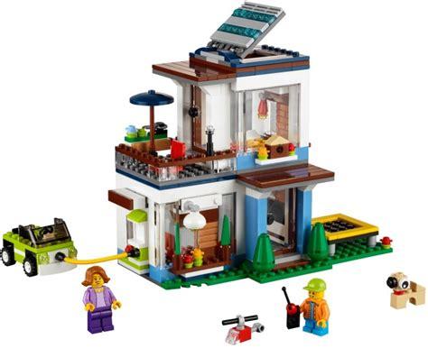 Lego Creator Modular Modern Home  Byrnes Online