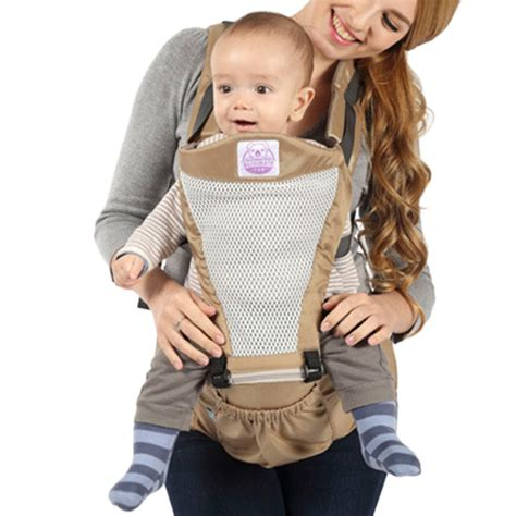 breathable infant baby carrier wrap sling suspenders waist seat stools ahl ebay