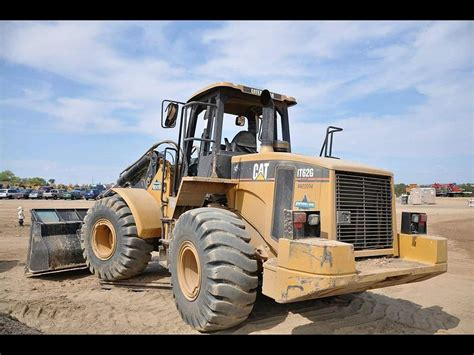 caterpillar it62g integrated tool carrier for sale