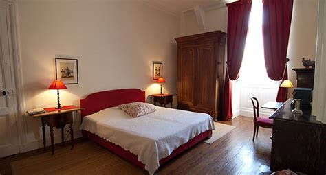 Chateau Pitray Bedrooms  France From Inside Cycling And
