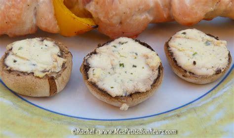 recette boursin cuisine ail et fines herbes recette facile chignons farcis au fromage ail et