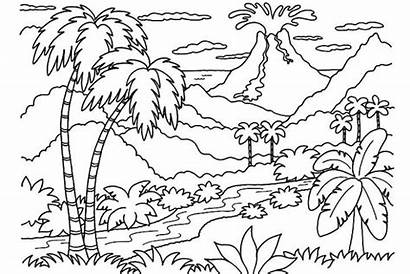 Nature Coloring Designlooter Adults Pages