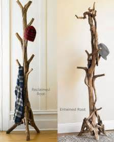 Coat Hanger Stand Target by 15 Cool Diy Branch Coat Racks Home Design And Interior