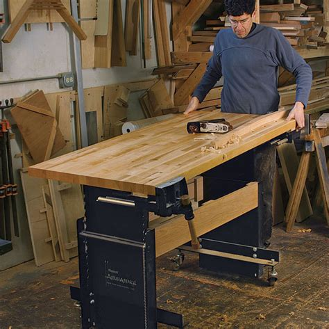 workbench   height finewoodworking