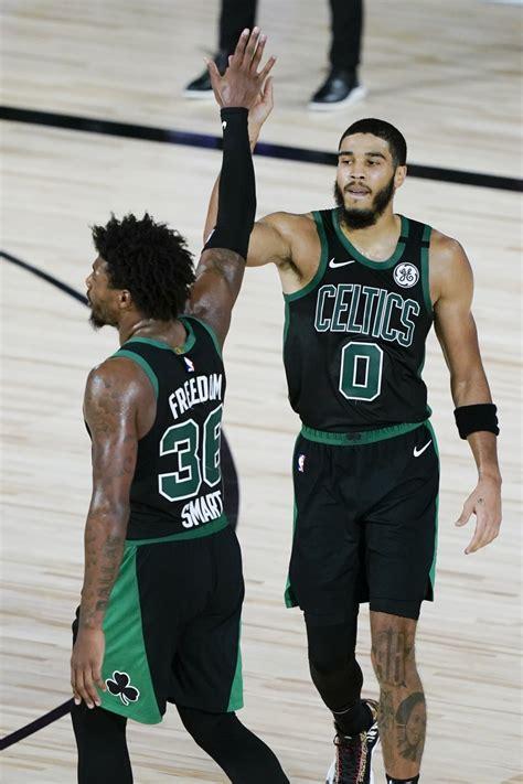 Celtics roll past Raptors 112-94, take 1-0 East semis lead ...