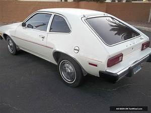 1979 Ford Pinto 3 Door Runabout Hatchback Rare And Classic