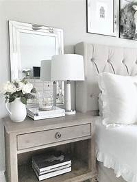 nightstand decorating ideas Beautiful Homes of Instagram: Christmas Special - Home ...