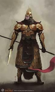 Epic Guardian Godslayer Concept Age Of Conan