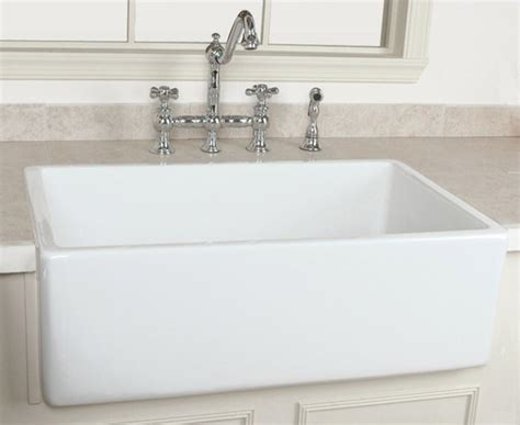 Farmhouse Sink  Traditional  Kitchen Sinks  By Vintage