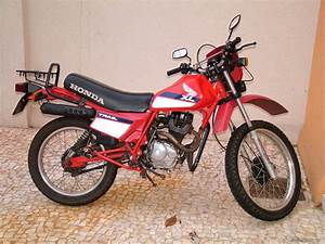 Honda Xl 125 : 1987 honda xl 125 picture 419597 ~ Medecine-chirurgie-esthetiques.com Avis de Voitures