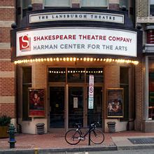shakespeare theatre company wikipedia