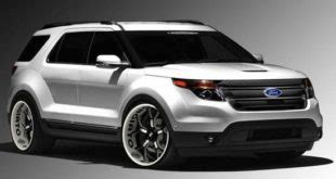 Next Ford Explorer Redesign by 2021 Ford Explorer Redesign Ford Redesigns