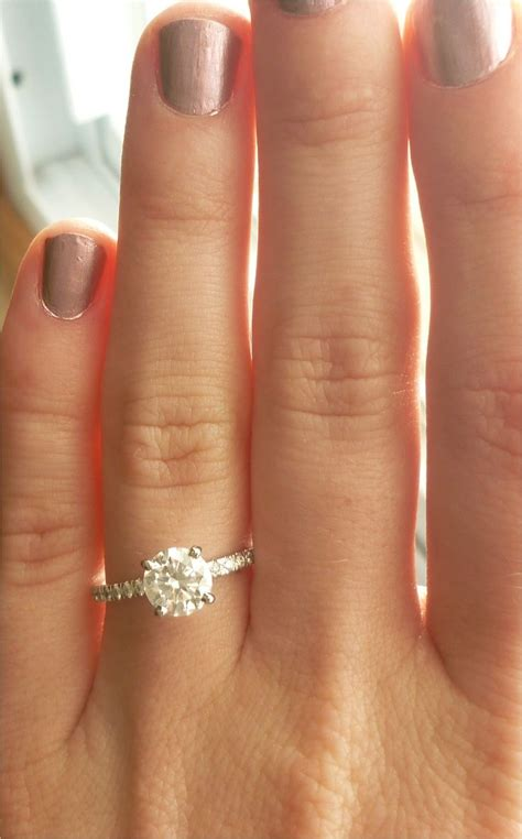 best 25 cute engagement rings ideas that you will like on