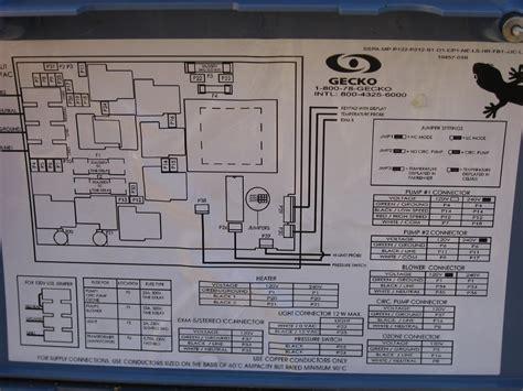 Spa Circuit Board Wiring Diagram by Need Help With Possible Flow Problem In La Spas Esteem