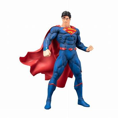 Superman Rebirth Statue Artfx Number Issue