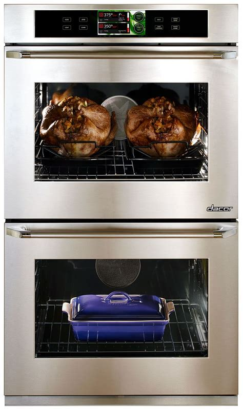"""Dacor Discovery iQ 30"""" Double Electric Wall Oven  DYO230S"""