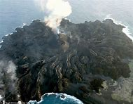 New Island Formed From Volcano