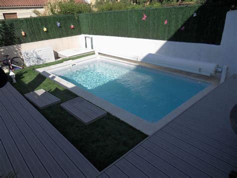 prix piscine coque avec volet roulant piscine dans un petit terrain piscine coque avec